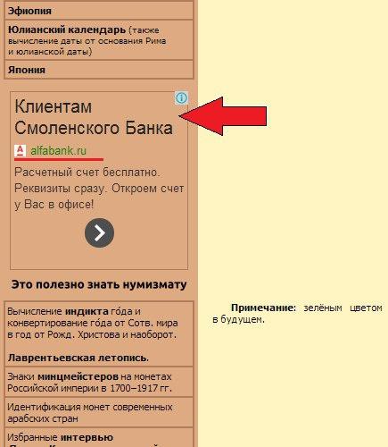 Смоленский банк, отзыв лицензии, Альфа-Банк, Google AdSense