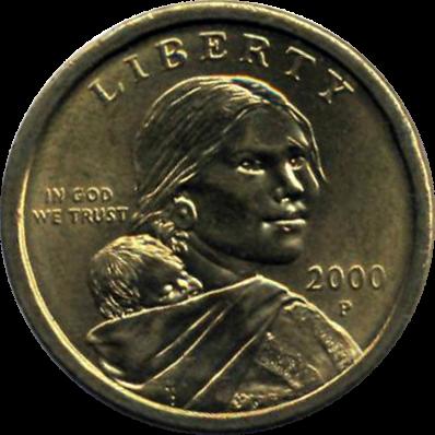 Доллар Сакагавеи