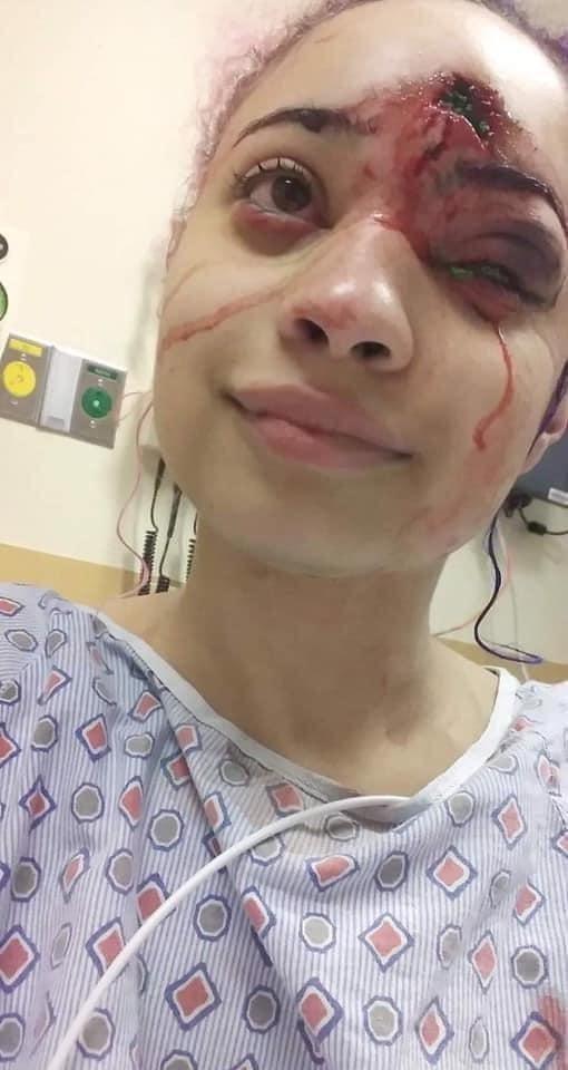 расстрелянная девушка в США