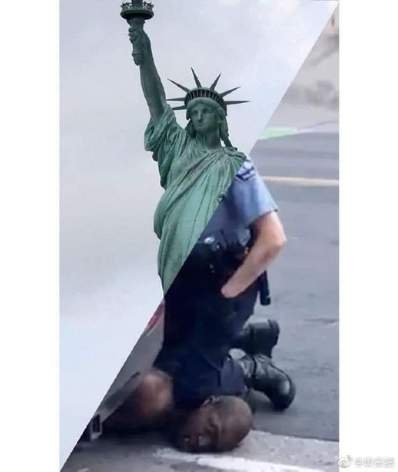 мировая цитадель демократии и справедливости