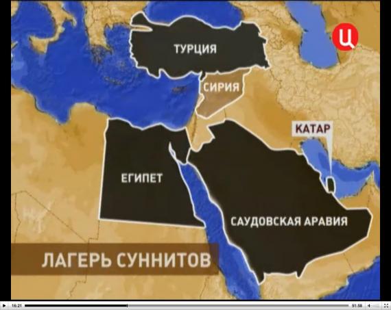 лагерь суннитов